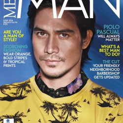 MEGA MAN June Cover Issue Featuring Piolo Pascual