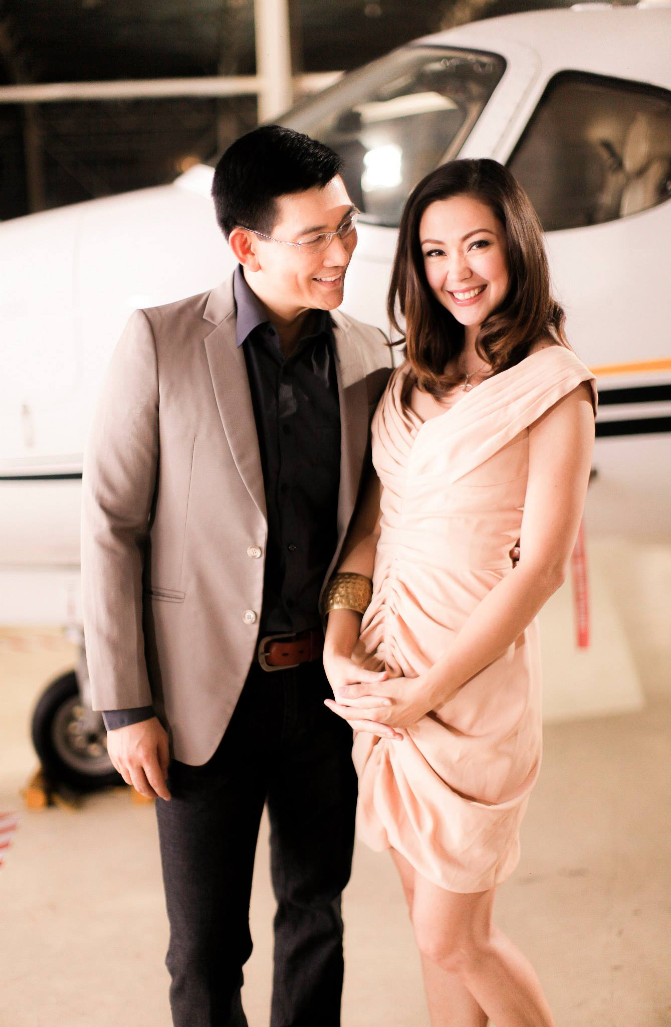 Be Careful with My Heart: Sir Chief and Maya Engagement