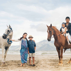 The Metrophoto Family: The Ruiz' First Family Portraits