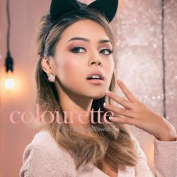 Lily Maymac for Colourette