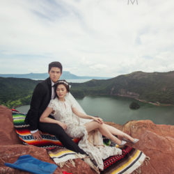NEPAL INSPIRED | Steph and Randell Engagement