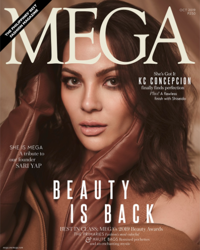 KC CONCEPCION |Mega October 2019