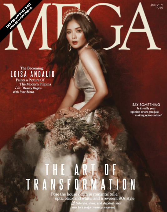 Loisa Andalio | Mega April 2019